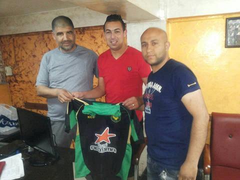 حميش بقميص الشباب القسنطيني