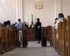 محكمة  سيدي بلعباس  بالداخل