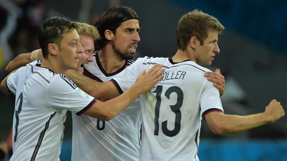 فريق المانيا