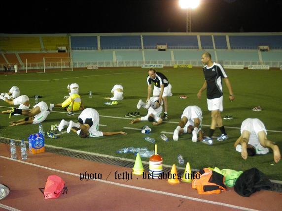 photo usmba preparation