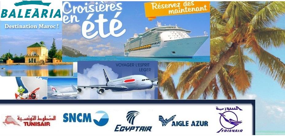 offre agence de voyage algerie