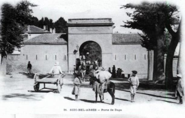 porte de Dhaya