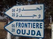 images   frontiere marocaine