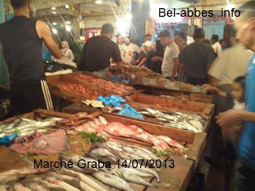 poisson marché graba