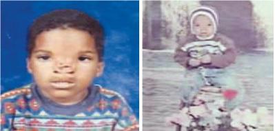 Enfants Algériens victimes des explosions nucléaires