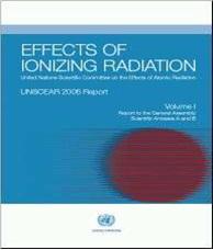 Volumineux rapport UNSCEAR 2006