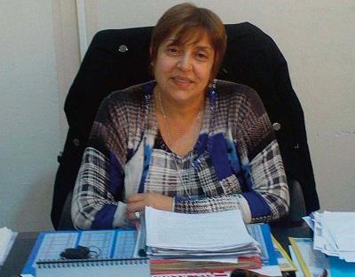 Mme Hankour Halima directrice de la culture de la wilaya de Mostaganem
