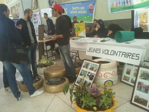 association Jeunesse volontaire