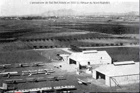 aerodrome en 1931