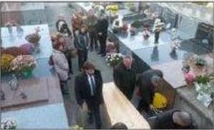 funerailles de mokhtar