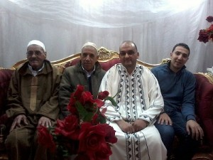 mariage de ZAHI ABDELHAK