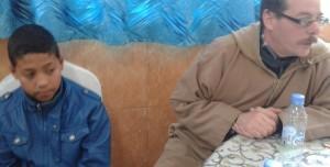 L'enfant Ayoub qui a appris le Coran avant ses dix ans.